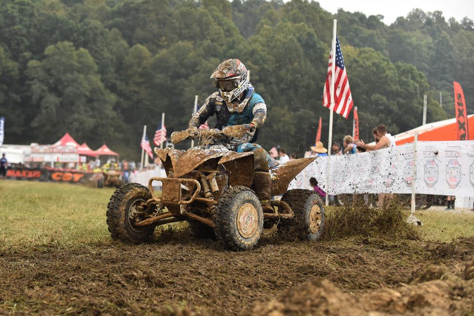 Cole Richardson Mountaineer Run GNCC