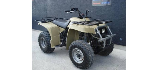 Yamaha Bear Tracker