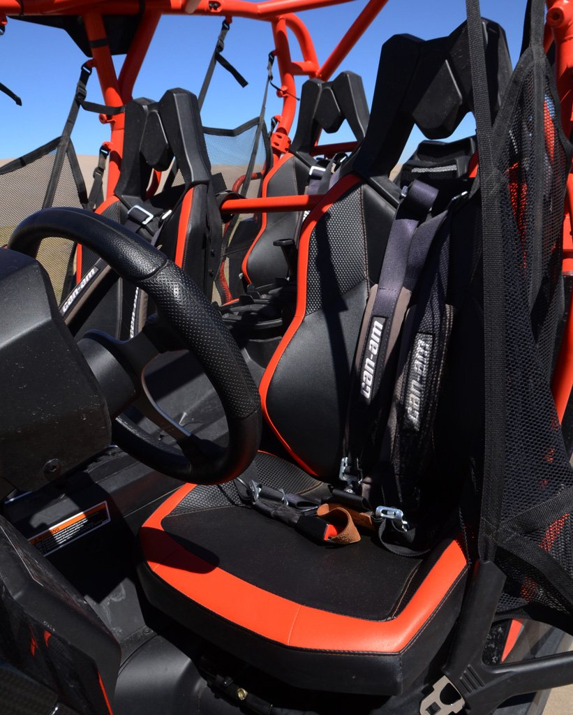 2016 Can-Am Maverick MAX Turbo Harnesses