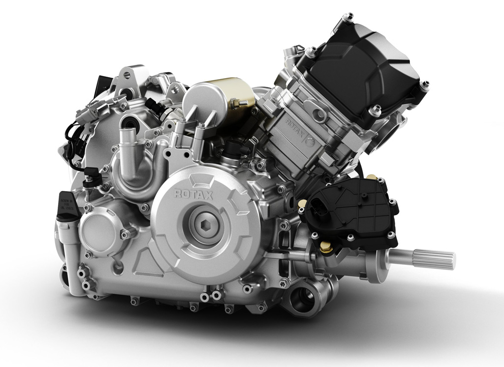 2017 Can-Am Defender HD5 Engine