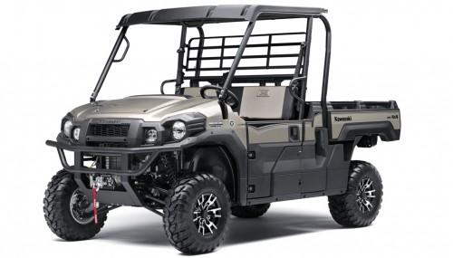 Kawasaki Unveils Mule Pro-FX Ranch Edition for 2017