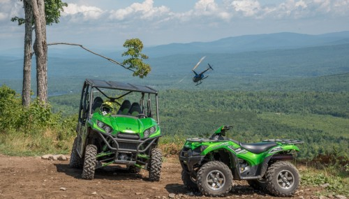 ATV Trails: New Hampshire's Jericho Mountain State Park