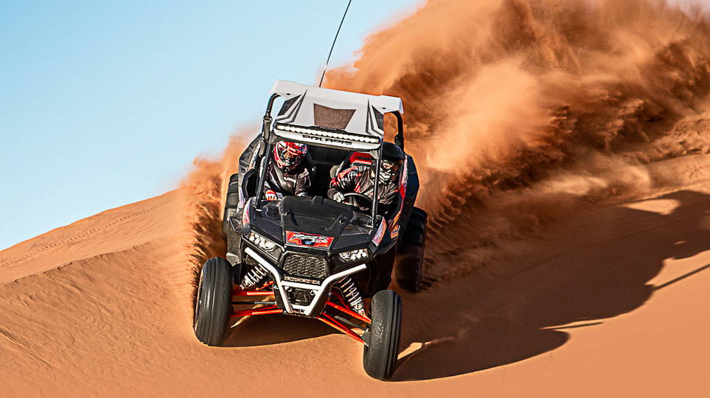 RZR Turbo Roost