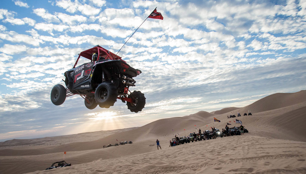 Glamis Action