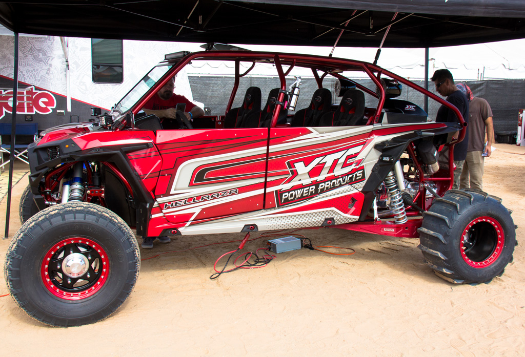 The 6 Baddest Custom Machines from Camp RZR West
