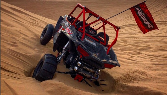 5 people who ran out of talent at camp rzr atv com atv com