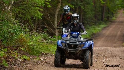 From the Octagon to ATVs + Video