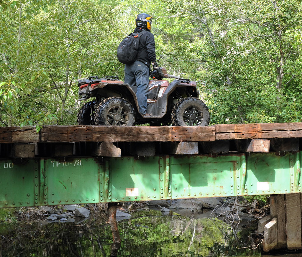2017 Polaris Sportsman XP 1000 Bridge