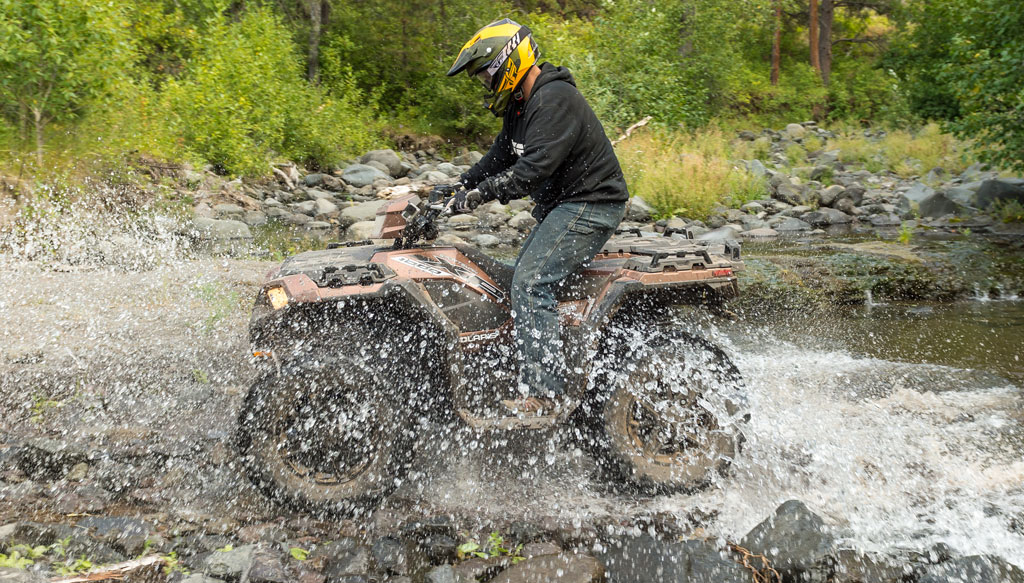 2017 Polaris Sportsman XP 1000 Water