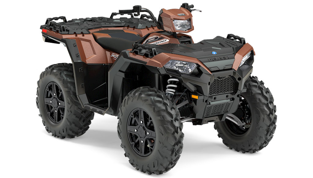 2017 Polaris Sportsman XP 1000 Copper Front