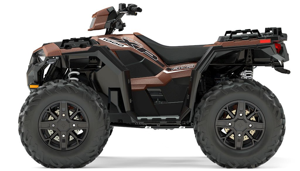 2017 Polaris Sportsman XP 1000 Copper Profile