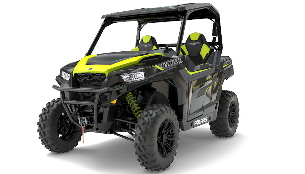 2017 Polaris General 1000 EPS Ride Command Studio