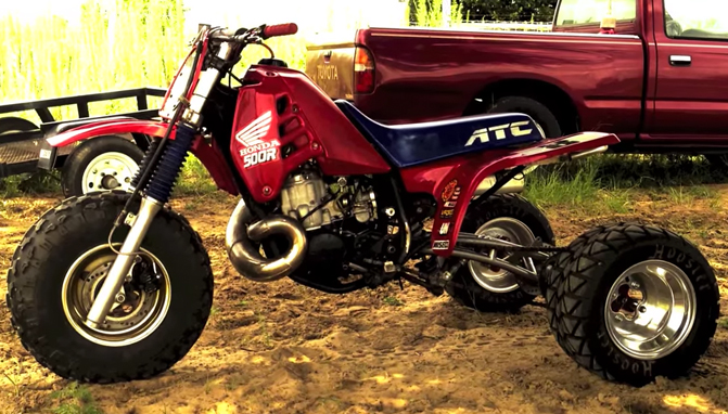 Crazy Cr500 Atc Conversion   Video