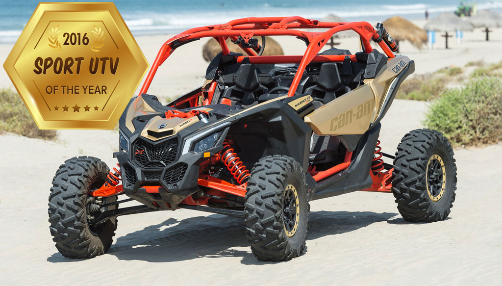 Can Am Maverick X3 X Rs