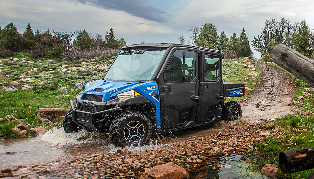 Polaris Ranger Crew NORTHSTAR HVAC Edition