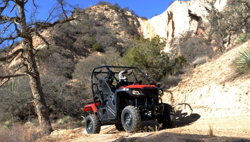 2017 Honda Pioneer 500 Review