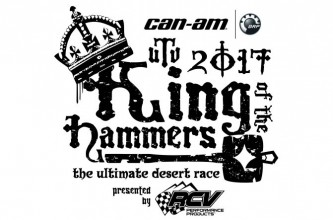 King of the Hammers Logo