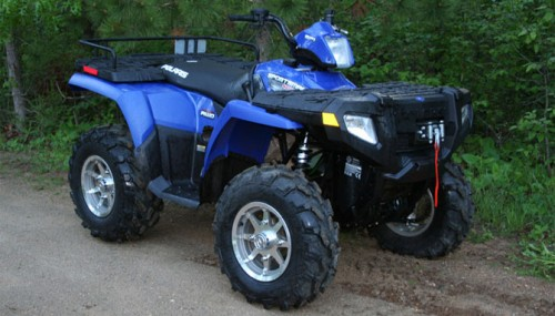 Why Does My ATV Lose Power When it Gets Warm?