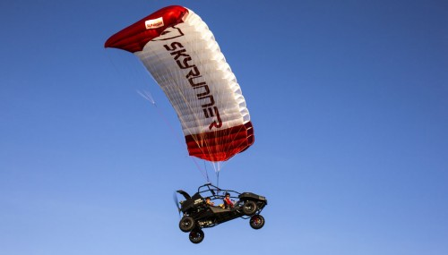SkyRunner Flying UTV Review + Video