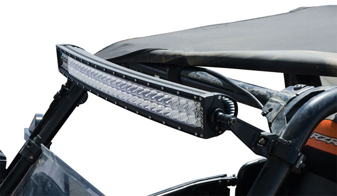 Tusk Curved LED Light Bar