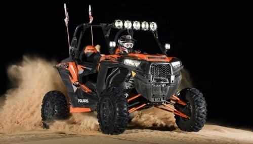 Five Best UTV Lighting Options