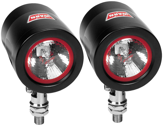 Warn WXT200-HID Spot Beams