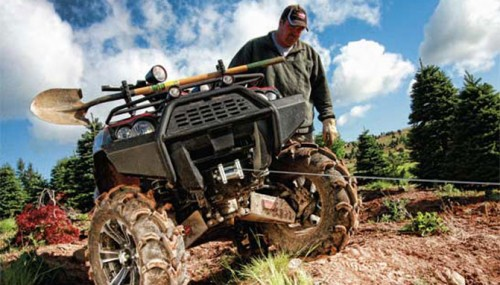 Five Best 2,500-Pound ATV Winches