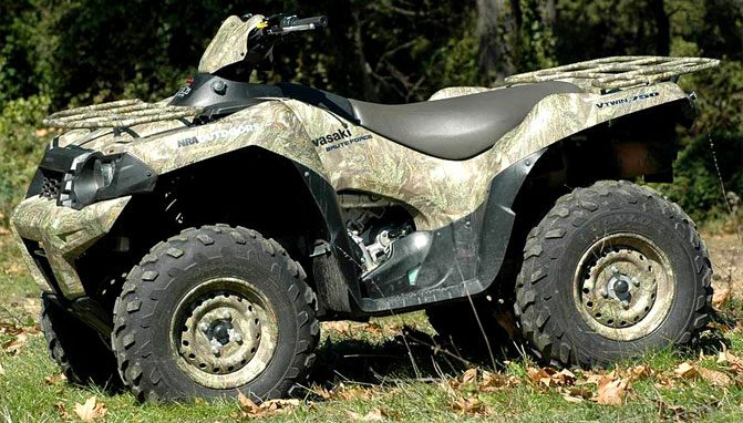 Why Won't My ATV Run After Riding Through Deep Water? - ATV com