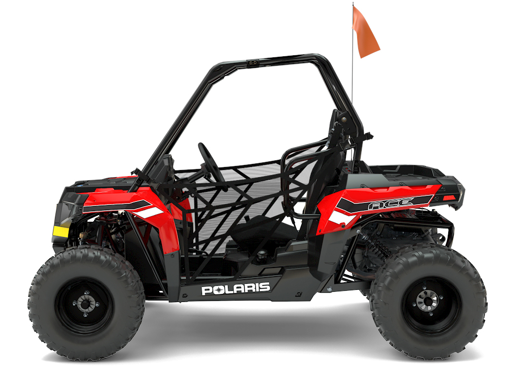2017 Polaris ACE 150 Profile