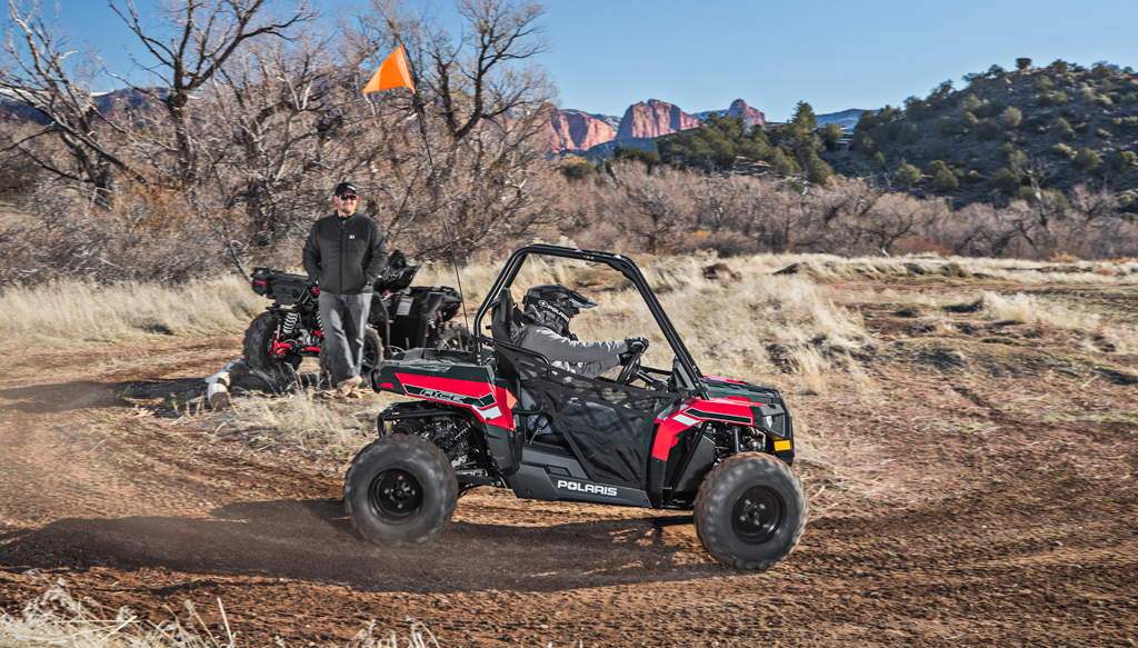 2017 Polaris ACE 150 Track
