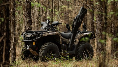 Best ATV Hunting Accessories