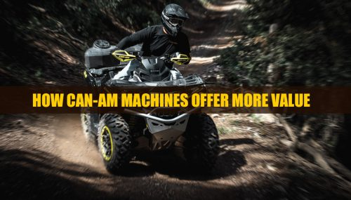 Can-Am Adventure Hub