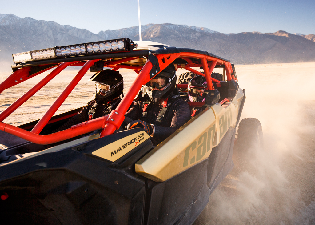 Can-Am Maverick X3 MAX X RS Speed