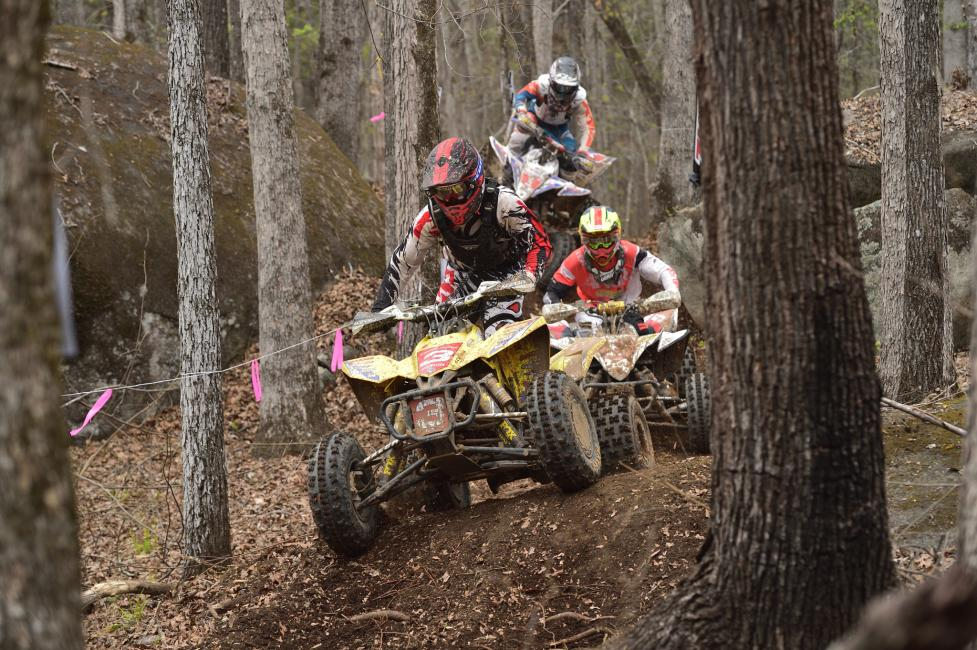 Chris Borich Cannonball GNCC