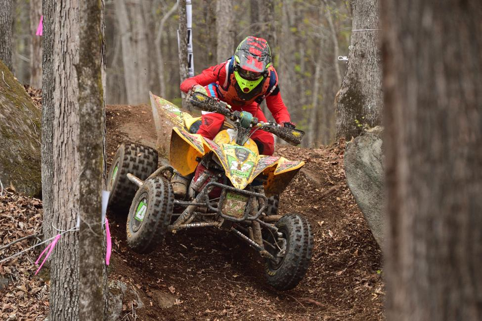 Hunter Hart Cannonball GNCC