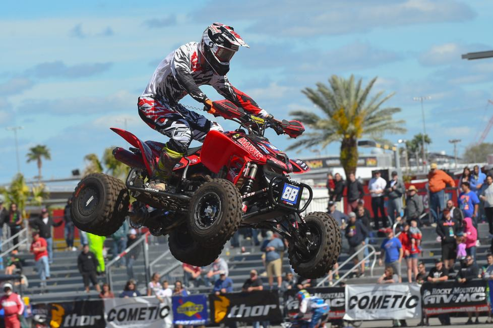 Joel Hetrick ATV Supercross