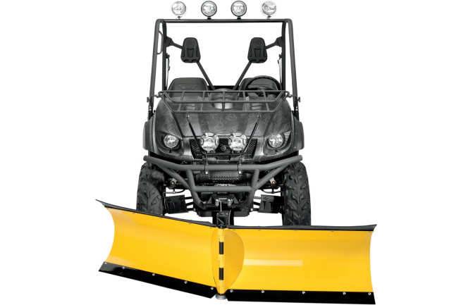 Moose V-Plow with Hydraulics