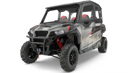 Five Best Windshields for the Polaris General