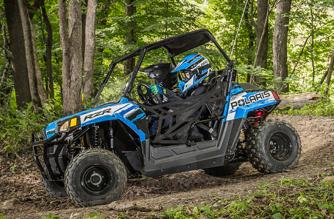 2017 Polaris ACE 150 EFI vs  Polaris RZR 170: By the Numbers