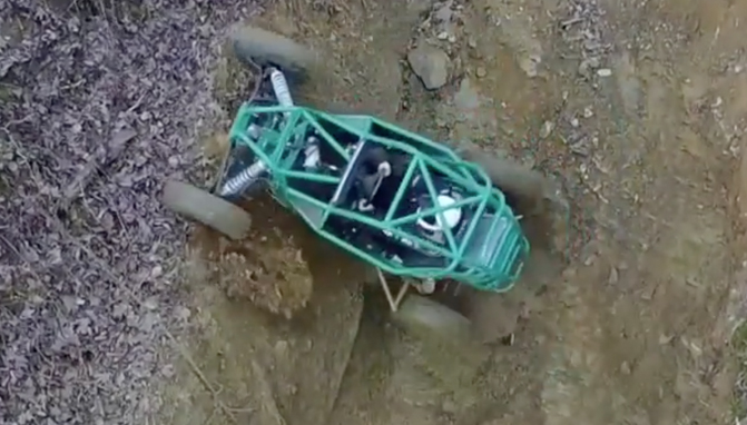 Cheap Four Wheelers For Sale >> The Best Seat in the House for a UTV Hillclimb + Video ...