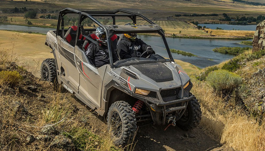2017 Polaris General 4 Action