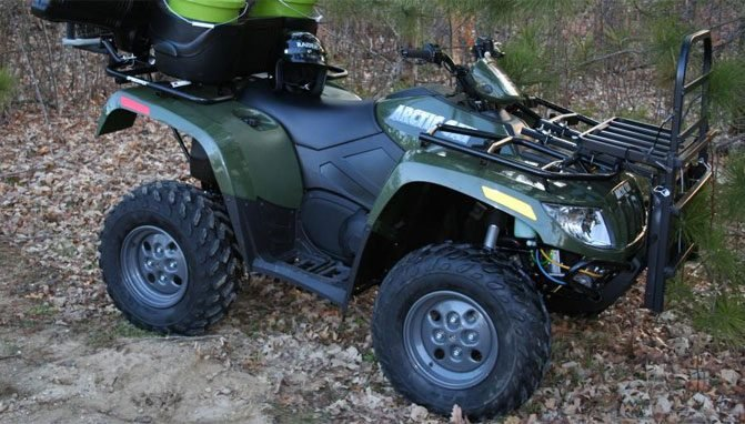 Why is My ATV Slipping Out of First Gear? - ATV com