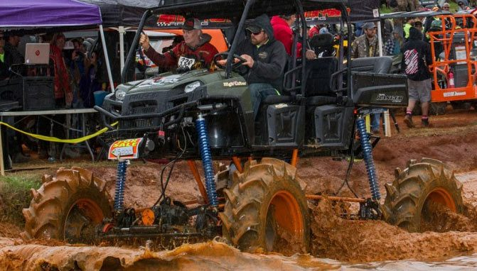 Five Best Mud Tires For ATVs and UTVs