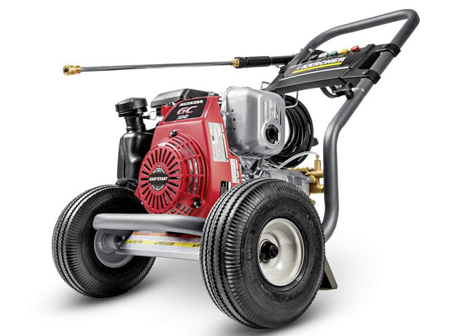 UTV Power Washer