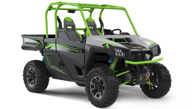 Early Look At The Textron Havoc Video Atv Com