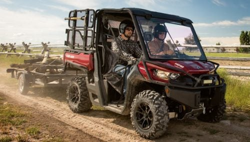 Poll:  What ATV or UTV Accessory Will You Never Go Riding Without?