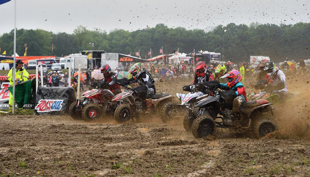 Johnny Gallagher Earns First Career Win At X-factor Gncc
