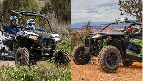 2017 Arctic Cat Wildcat Sport XT EPS vs. Polaris RZR S 900 EPS: By the Numbers