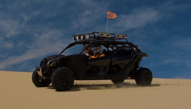 2017 Can-Am Maverick X3 MAX Profile