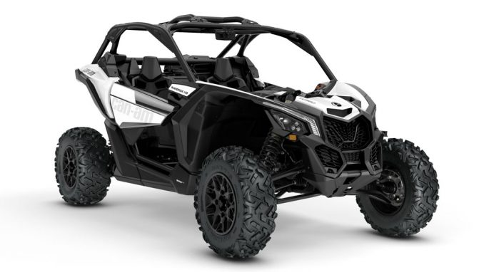 2018 Can-Am Maverick X3 Turbo Base